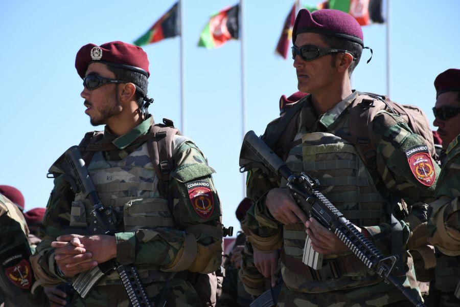 اردوی ملی 3 - ارگ: جنگ با طالبان به مثابه جهاد است