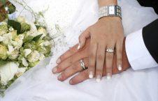 ازدواج 226x145 - مرگ دردناک عروس یک دقیقه قبل از ازدواج! + تصاویر