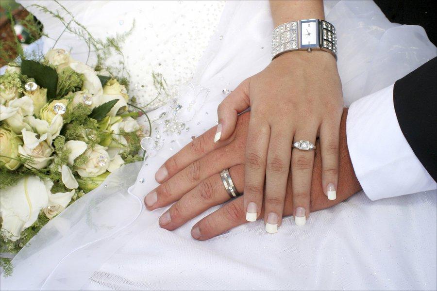 ازدواج - مرگ دردناک عروس یک دقیقه قبل از ازدواج! + تصاویر