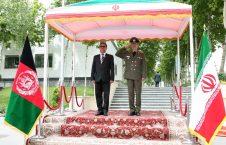 استقبال رسمی وزیر دفاع ایران از وزیر دفاع افغانستان (18)