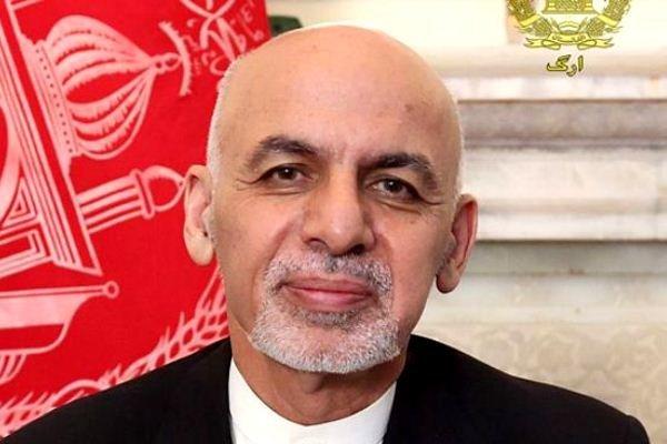 اشرف غنی 9 - گفتگوی رییس جمهور غنی با نماینده جدید ملکی ناتو برای افغانستان