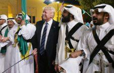 امریکا عربستان 1 226x145 - عربستان و امارات سرسپرده امریکا و اسراییل هستند!