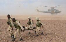 امریکا عسکر 226x145 - اعلامیه ناتو در پیوند به کشته شدن یک عسکر امریکایی در افغانستان
