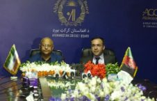 امیتاب چودری 226x145 - نشست مشترک خبری در کابل با حضور داشت رییس اداره کرکت هند