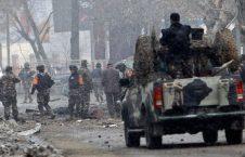 انفجار 2 226x145 - وقوع یک انفجار در حوزه پنجم امنیتی کندهار