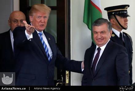 اوزبیکستان و امریکا
