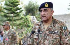 باجوه 226x145 - هشدار لوی درستیز قوای مسلح پاکستان به عاملین جنایت حمله تروریستی در کویته