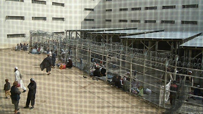 بگرام - تبادل زندانیان مشهور طالبان با انجنیران هندی