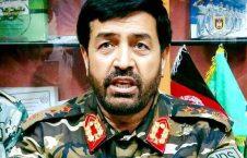 تورن جنرال محمد یاسین 226x145 - والی هلمند: شورای نظامی طالبان را از بین برده ایم!