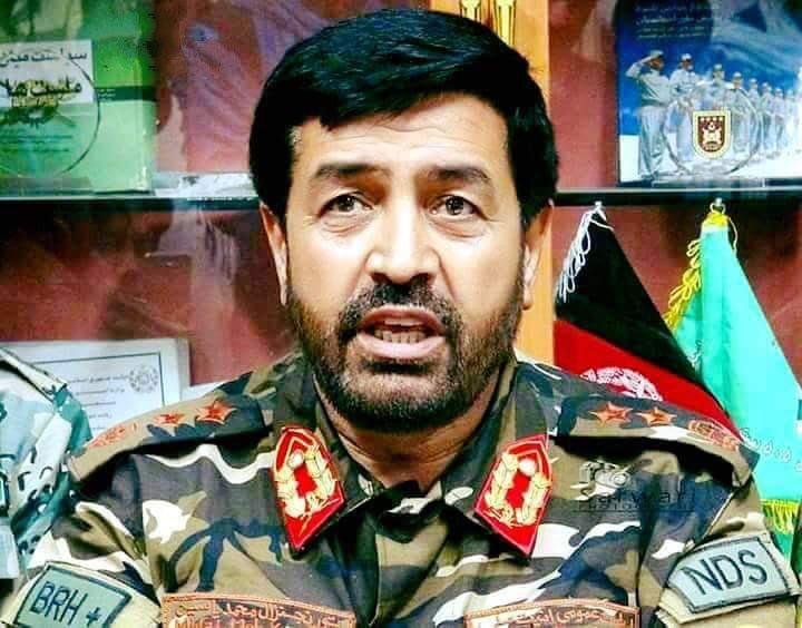 تورن جنرال محمد یاسین - والی هلمند: شورای نظامی طالبان را از بین برده ایم!