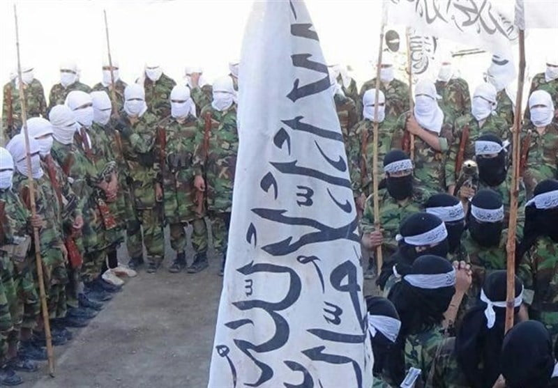 طالبان 6 - حملات گسترده طالبان به مرکز ولایت ارزگان