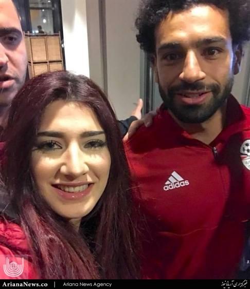 محمد صلاح - واکنش ستاره فوتبال به دختری که از او خواستگاری کرد+عکس