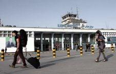 میدان هوایی کابل 226x145 - زن قاچاقبر در میدان هوايی حامد کرزی