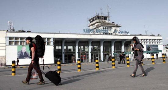 میدان هوایی کابل 550x295 - سرنوشت بودیجه میدان هوایی کابل پس از خروج نیرهای خارجی
