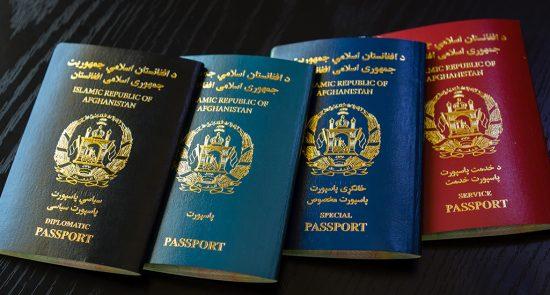 پاسپورت 550x295 - کم اعتبارترین پاسپورت جهان معرفی شد