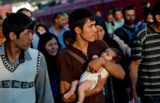 پناهجو 1 226x145 - انتقاد جرمنی از شرایط ضدانسانی هزاران پناهجو در یونان