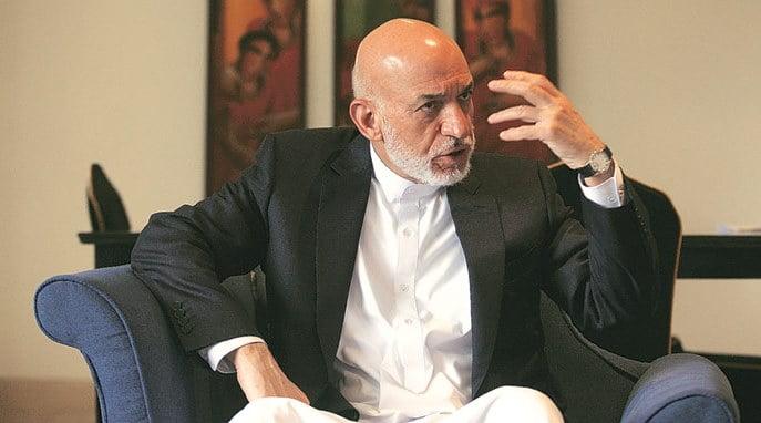 کرزی - درخواست حامد کرزی از سیاسیون پاکستان