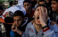 کشتار فلسطینی افتتاح سفارت امریکا قدس (14)