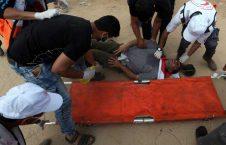 کشتار فلسطینی افتتاح سفارت امریکا قدس (18)