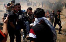 کشتار فلسطینی افتتاح سفارت امریکا قدس (19)