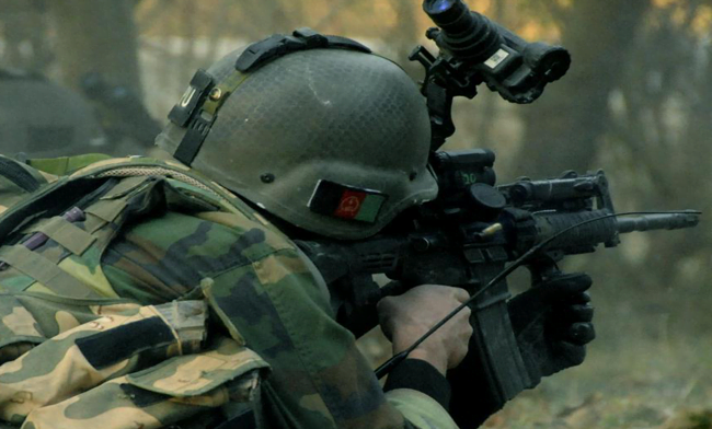کماندو - عملیات موفقیت آمیز کماندوهای اردوی ملی در فاریاب
