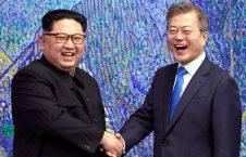 کوریای شمالی و جنوبی