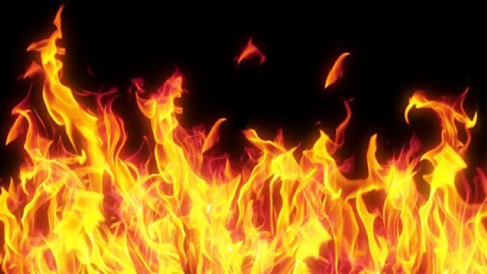 .jpg - داعش یک قریه را به آتش کشید