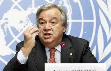 آنتونیو گوترش 226x145 - هشدار سرمنشی سازمان ملل در پیوند به بحران اقتصادی شدید یمن