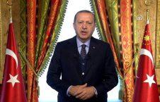 اردوغان 2 226x145 - انتقاد رییس جمهور ترکیه از سیاستهای غیرمسوولانه امریکا
