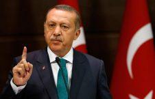اردوغان 226x145 - رییسجمهور ترکیه از چه چیزی ناراحت است؟