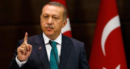 اردوغان 550x295 - اردوغان اروپا را به بازکردن سرحدات اش به روی پناهنده گان تهدید کرد