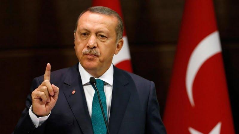 اردوغان - اردوغان از احتمال حمله نظامی ترکیه به سوریه خبر داد