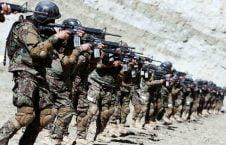 اردوی ملی 1 226x145 - کشته شدن دهها تن از افراد داعش و طالبان در ولایت ننگرهار