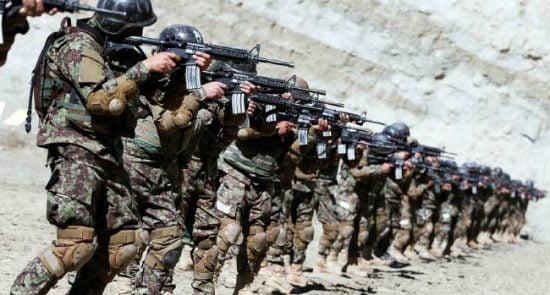 اردوی ملی 1 550x295 - کشته و زخمی شدن 299 طالب مسلح طی ۲۴ ساعت گذشته در نقاط مختلف کشور