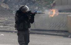 اسراییل عسکر 226x145 - تیراندازی صهیونیست ها به سمت خبرنگاران