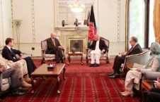 اشرف غنی ستیف بلاک 226x145 - دیدار رییس جمهور غنی با وزیر خارجه هالند