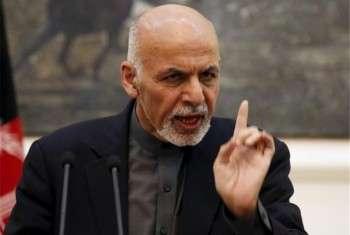 اشرف غنی 12 - رییس جمهور حملۀ تروریستی بالای یکتن از علمای ولایت هرات را محکوم کرد