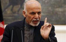 اشرف غنی 14 226x145 - رییس جمهور غنی خطاب به طالبان: راهی جز مذاکره مستقیم ندارید