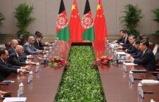 افغانستان چین 226x145 - قدردانی رییس جمهور چین از تلاشهای رییس جمهور غنی برای تأمین صلح و ثبات