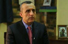 امرالله صالح 226x145 - ماجرای شکنجه خواهر امرالله صالح توسط طالبان