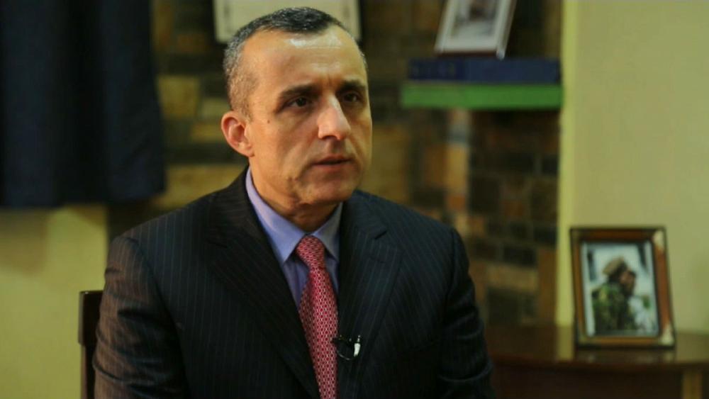 صالح - امرالله صالح: بیرق ملی در حال فروپاشی است!