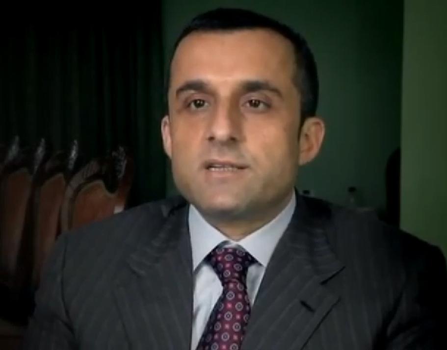 امرالله صالح - انتقاد شدید امرالله صالح از خلیلزاد