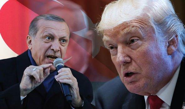 امریکا ترکیه - بالاگرفتن تنش ها میان امریکا و ترکیه