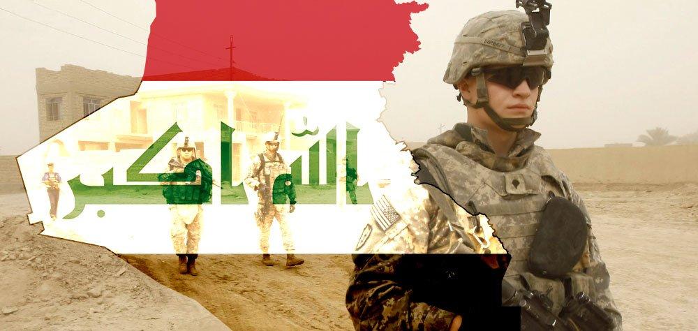 امریکا عراق - توطیه چینی برای کودتای نظامی در عراق