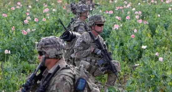 3 550x295 - بهره برداری امریکا از فساد در افغانستان