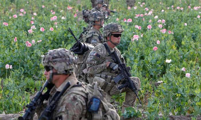 3 - بهره برداری امریکا از فساد در افغانستان