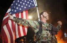 امریکا 4 226x145 - انتظار یک سوم باشنده گان امریکا برای وقوع جنگ داخلی