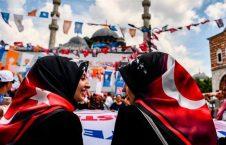 انتخابات ترکیه 226x145 - کمپاین انتخابات ترکیه امشب به پایان میرسد