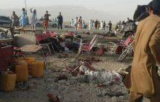 انفجار ننگرهار 226x145 - صلح با طالبان پایان جنگ نیست