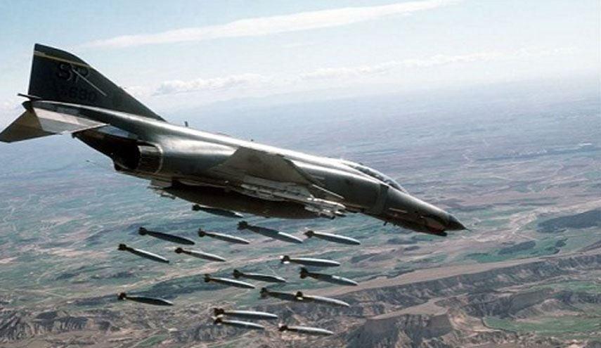 بمباردمان - جنایتی دیگر از ایتلاف امریکا در شمال سوریه